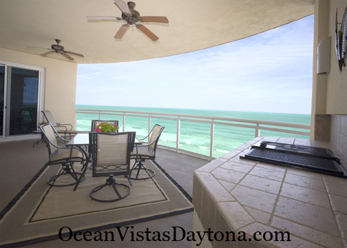 views from balcony at ocean vistas