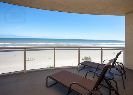 balcony at ocean vistas