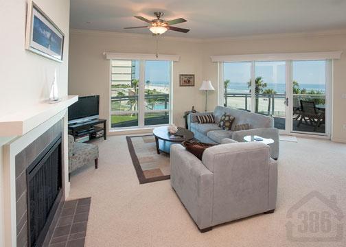 ocean vistas 204 living room