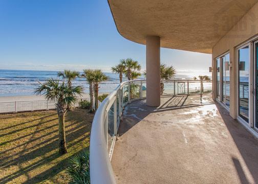ocean vistas balcony