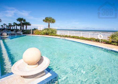 ocean vistas pool